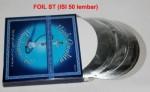 ALUMINIUM FOIL / FOIL ST (50 lembar)