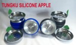 TUNGKU SILICONE APPLE ( APPLE ON TOP )