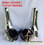 WIND COVER / TUTUP ARANG